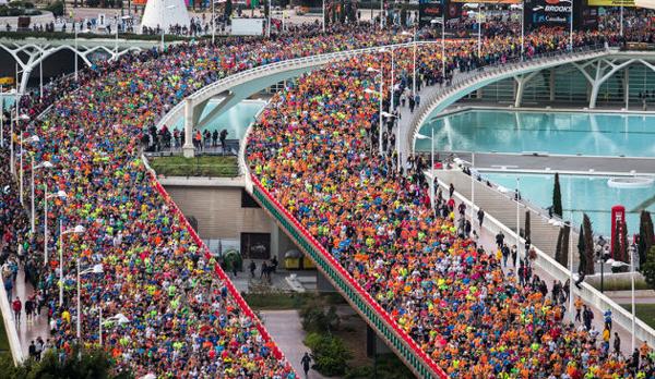 Se cancela el Marathon de Valencia 2020