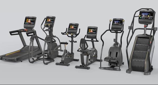 Matrix revoluciona el escenario del fitness con sus nuevas máquinas de cardio
