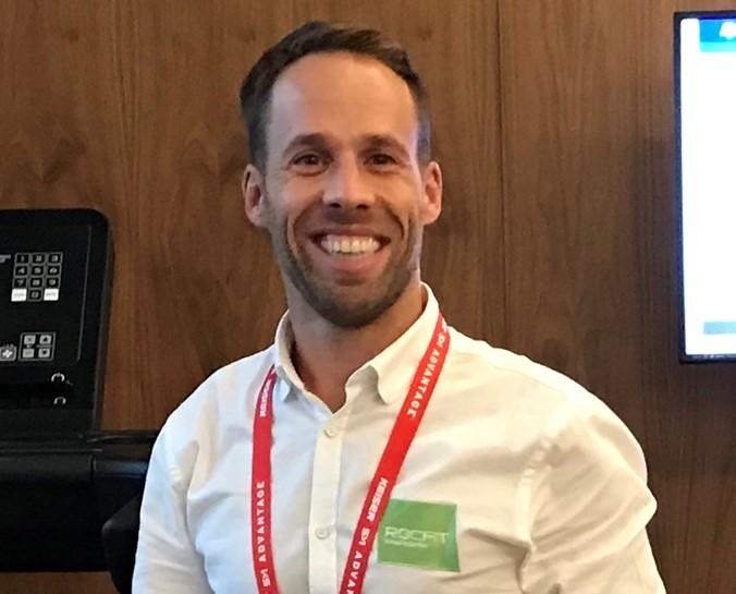 Óliver Sampedro, director comercial de Rocfit, ponente de la Fitness Management School