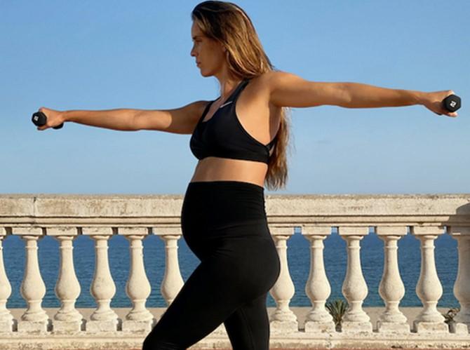 Nike lanzará una nueva colección textil para embarazadas