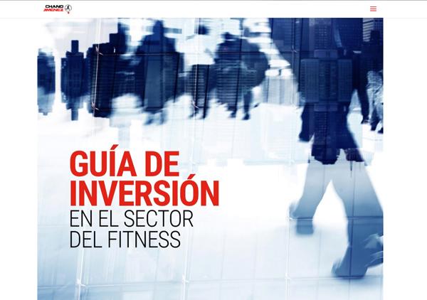 Lanzamiento de una Guía de inversión en el sector del fitness