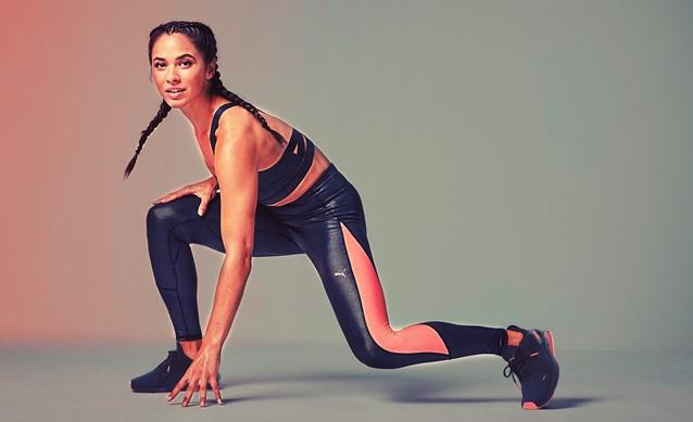 Puma lanza Pearl Shimmer Pack, una nueva línea de entrenamiento