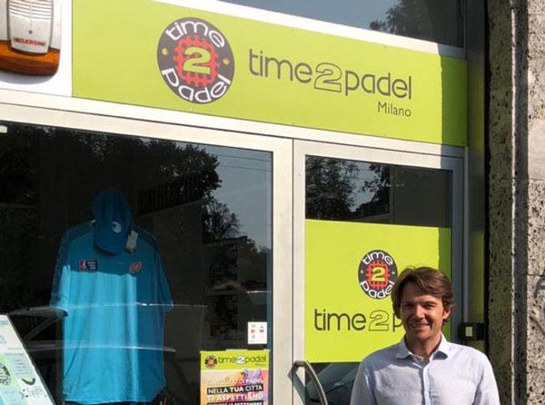 Time2padel duplica sus ventas en julio y agosto