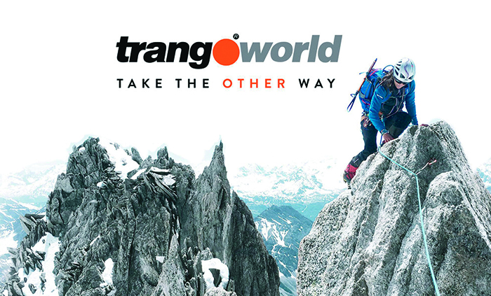 Trangoworld lanza la campaña 'Take the other way'