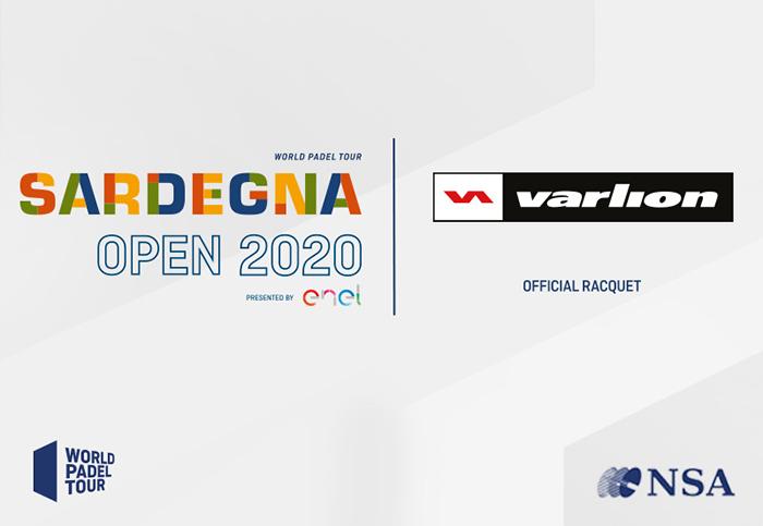 Varlion, pala oficial del WPT Sardegna Open 2020