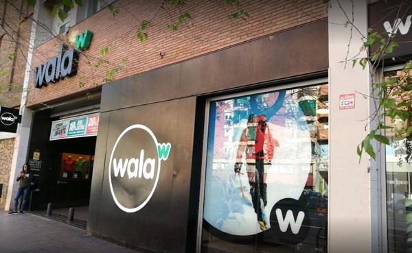 Wala logra mantener la facturación vinculada a equipaciones de fútbol