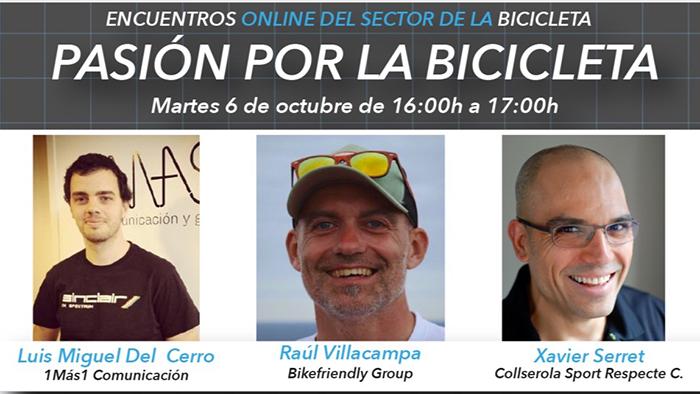 AMBE celebra el segundo encuentro online del sector de la bicicleta