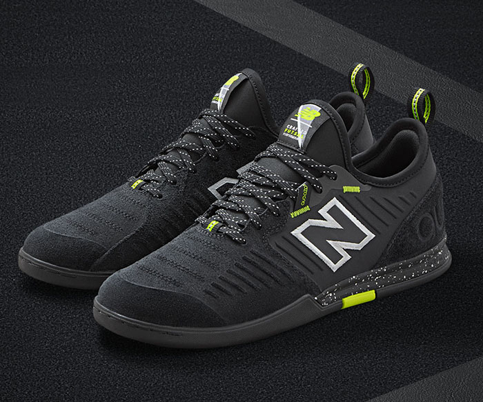 New Balance añade color a su zapatilla de fútbol sala Audazo v5
