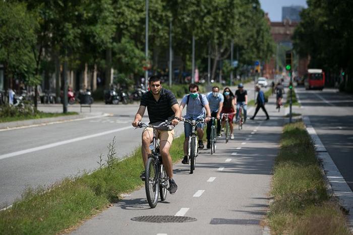 El Gobierno dota con 5 millones de euros a la Estrategia Estatal de la Bicicleta