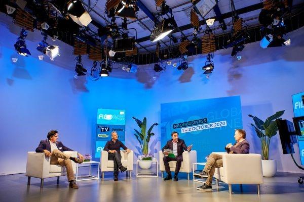 Cerca de 30 mil visitantes virtuales en el debut digital de FIBO
