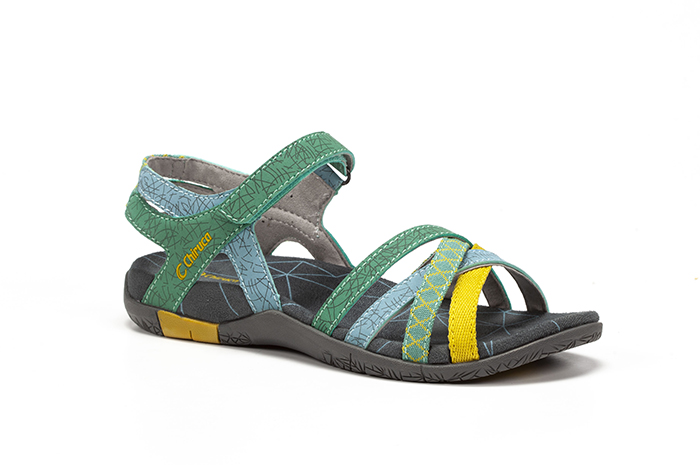 Chiruca desvela su gama de sandalias para el próximo verano