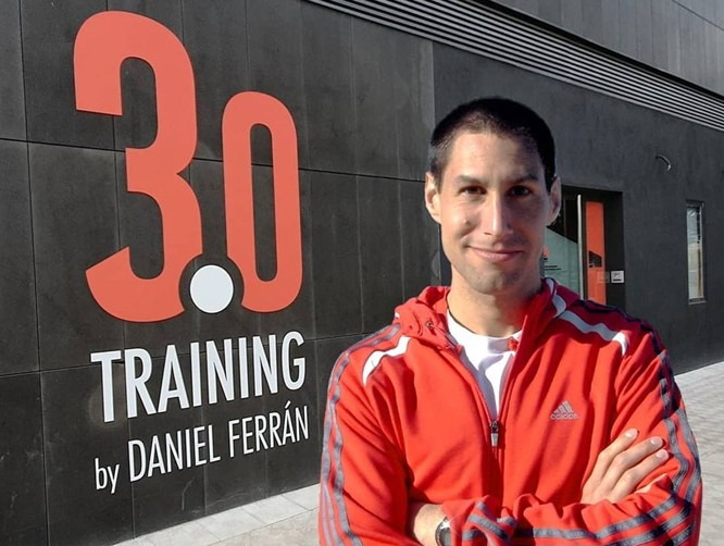 Abre el gimnasio 3.0 Training en Pamplona