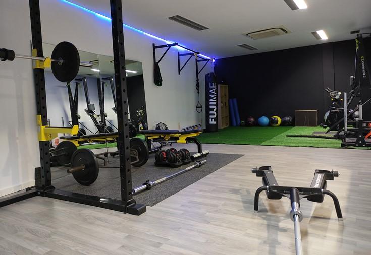 Un gimnasio para mí sólo: RBN lanza METSpace, una zona reservada