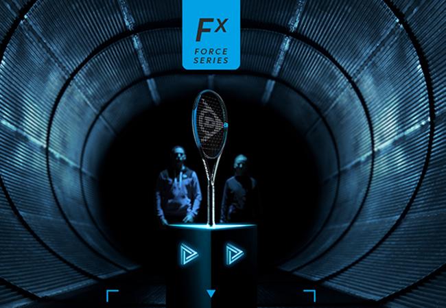 Dunlop desvela sus nuevas raquetas de tenis de alto rendimiento