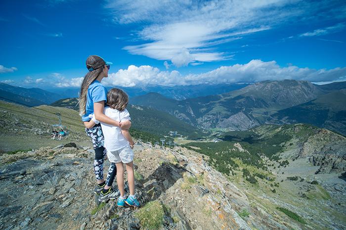 Grandvalira cierra la temporada de verano con 38.000 visitantes