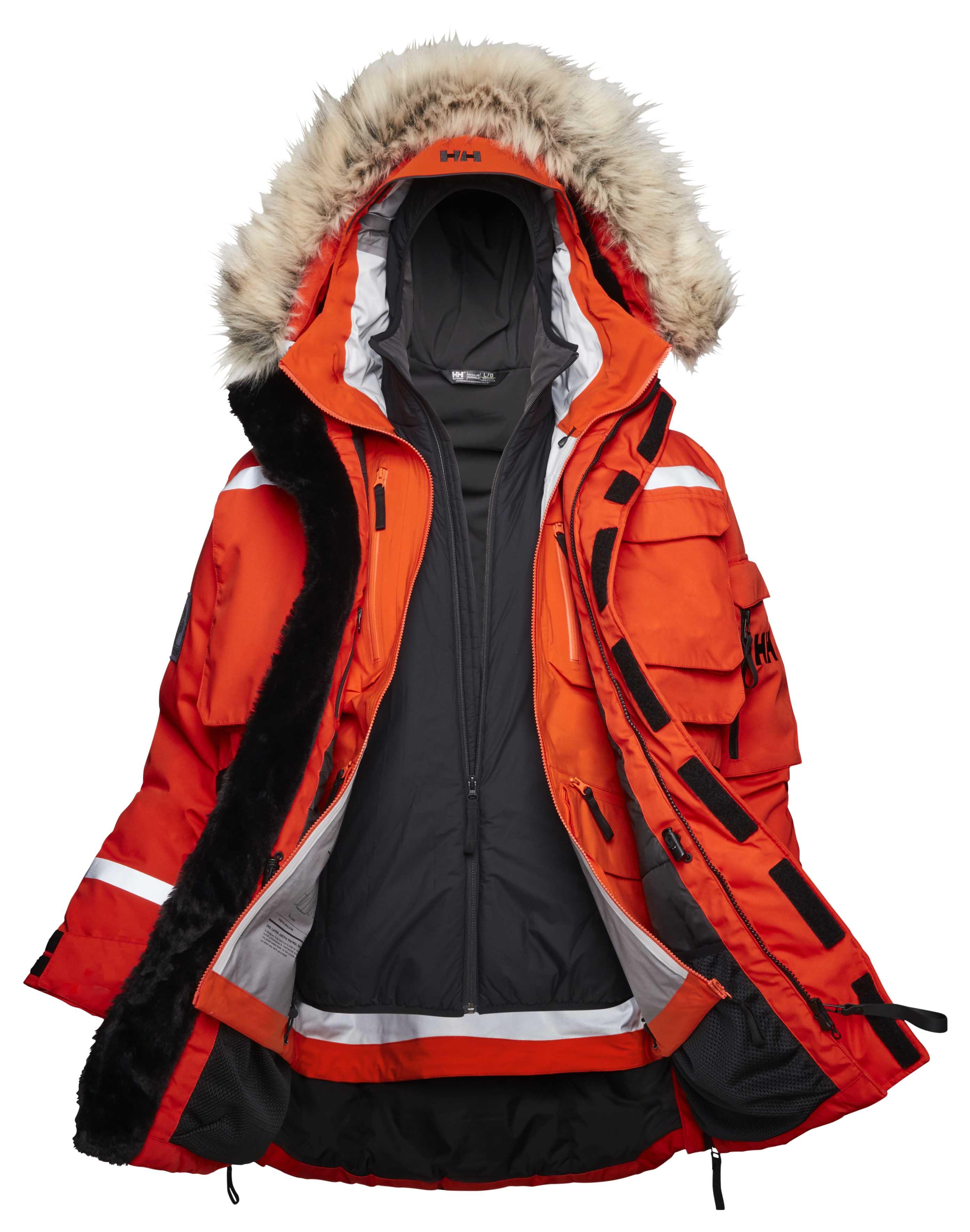 Helly Hansen presenta una de sus chaquetas más innovadoras