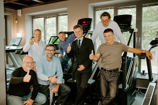 Bh Fitness equipa el gimnasio de Eurofitness en Eslovenia