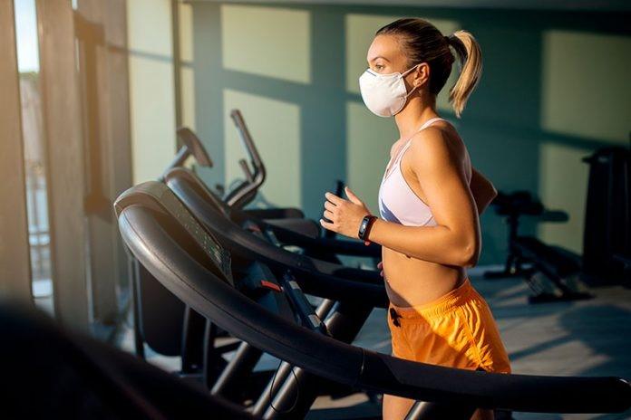 Los gimnasios ingleses confirman una tasa de contagio de 0,34 por cada 100.000 visitas