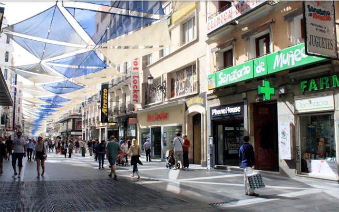 Madrid, la ciudad española con mayor caída de tráfico peatonal en septiembre
