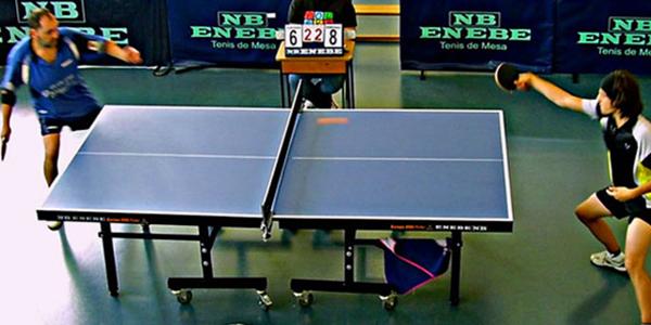 La era dorada del ping pong