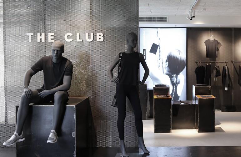 Metropolitan inicia en Barcelona la apertura de sus propias tiendas The Club