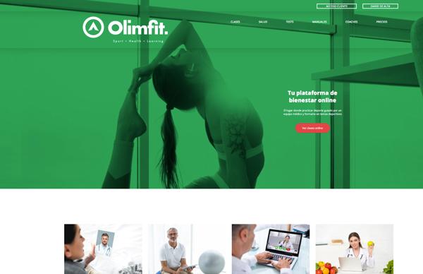 Nace el nuevo marketplace del deporte, Olimfit