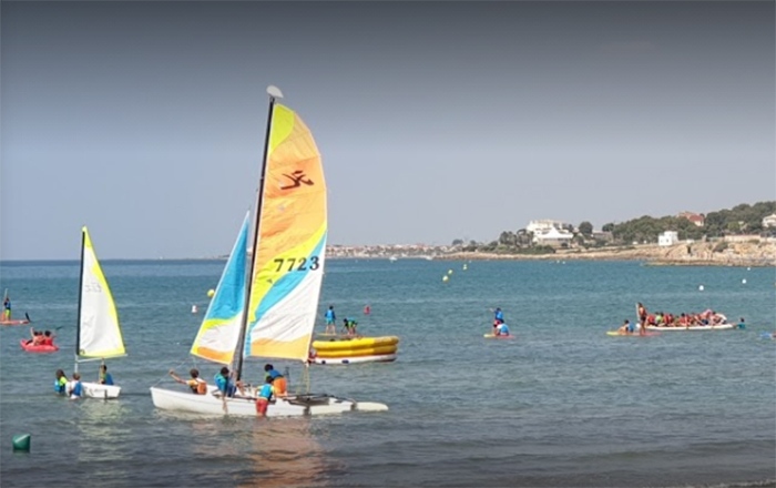 Roc Roi salva el verano con el turismo de proximidad y los 'casals' infantiles