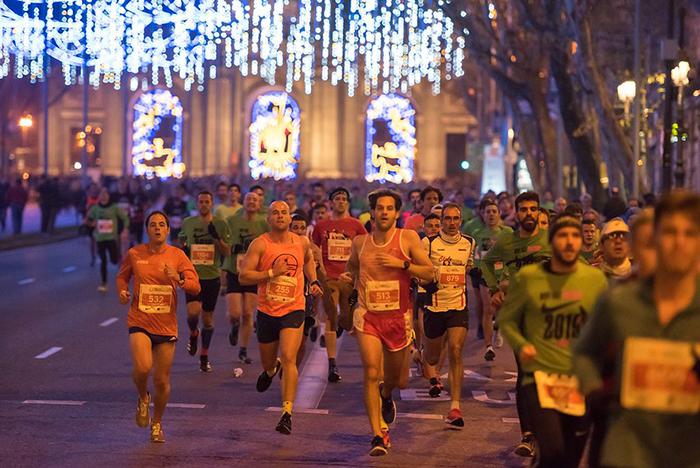 Más de 8.000 runners inscritos en la 'nueva' San Silvestre Vallecana