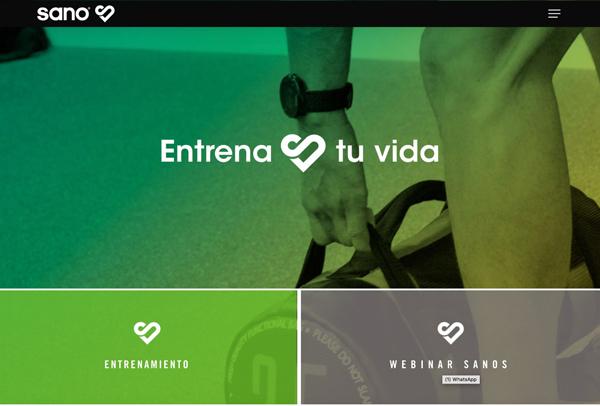 Sano TV, la nueva plataforma digital de Sano Center