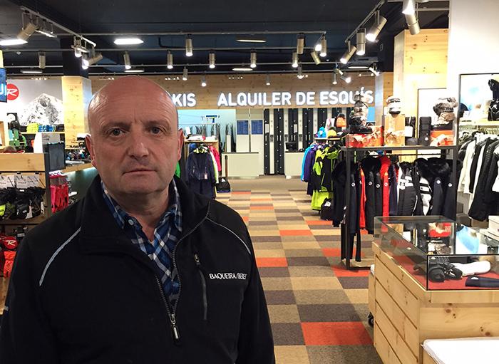 Ski Service Baqueira ultima sus protocolos frente al Covid