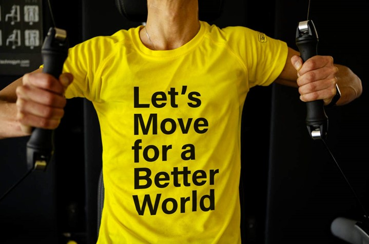 Technogym prepara para noviembre Let's Move For A Better World 2020