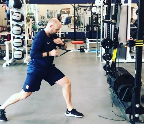 El sistema de entrenamiento Handy Gym se expande desde Vigo a la NBA y la NFL