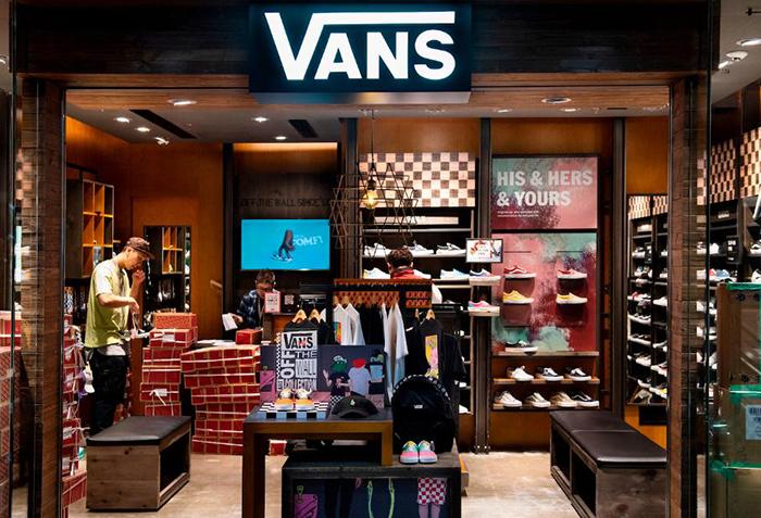 La venta online y China amortiguan la caída de VF Corporation en el segundo trimestre