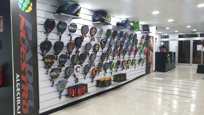 Padel Nuestro abre su primera tienda en la provincia de Cádiz