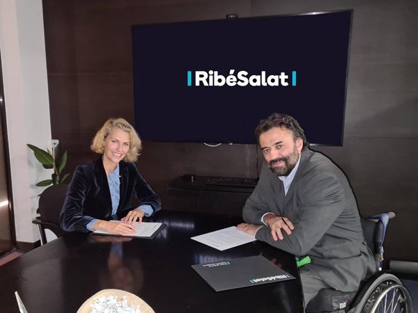 Adecaf se alía con la bróker de seguros RibéSalat