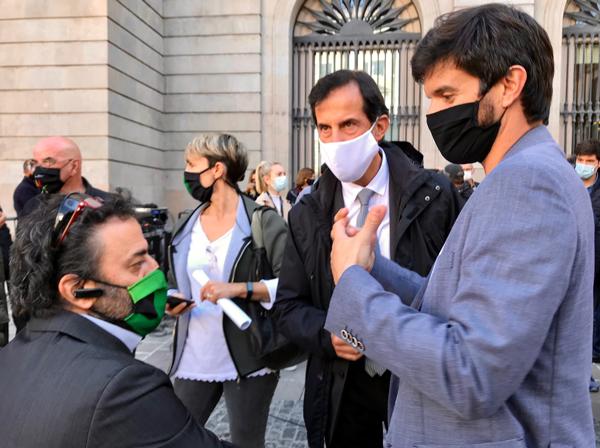 El deporte catalán pide una apertura total y la inyección inmediata de ayudas