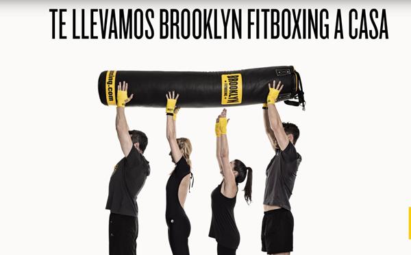 Brooklyn Fitboxing neutraliza los cierres de gimnasios impulsando su plataforma digital
