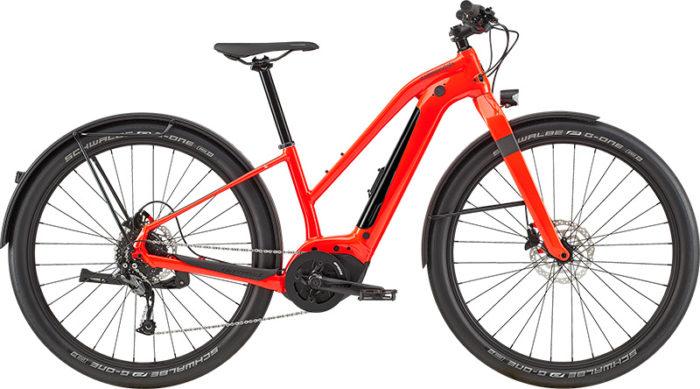Cannondale retira del mercado el guardabarros delantero de las bicicletas Canvas NEO1 y NEO2