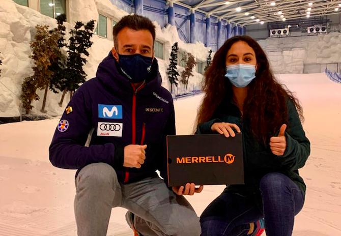 Merrell se convierte en marca oficial de los deportistas de la RFEDI