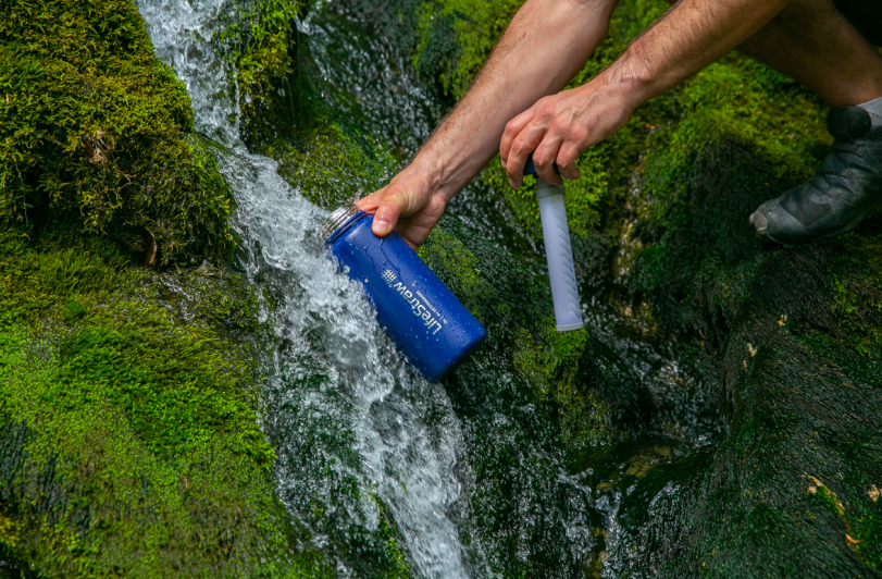 LifeStraw presenta una nueva cantimplora de acero indoxidable