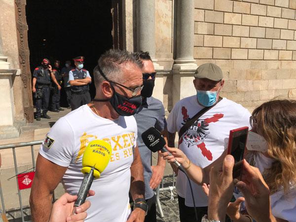 El deporte catalán se manifestará hoy contra las restricciones
