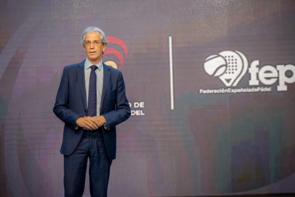 Ramón Morcillo intentará recomponer las relaciones con las territoriales de pádel