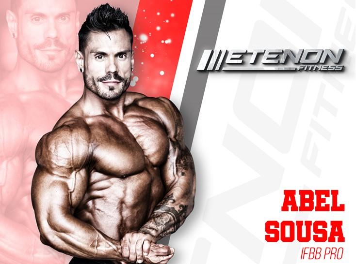 Etenon Fitness incorpora a Abel Sousa a su cartera de atletas