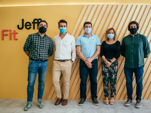 Fit Jeff inicia su desembarco en Latinoamérica