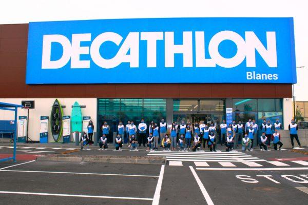 Decathlon abre una nueva tienda en Blanes