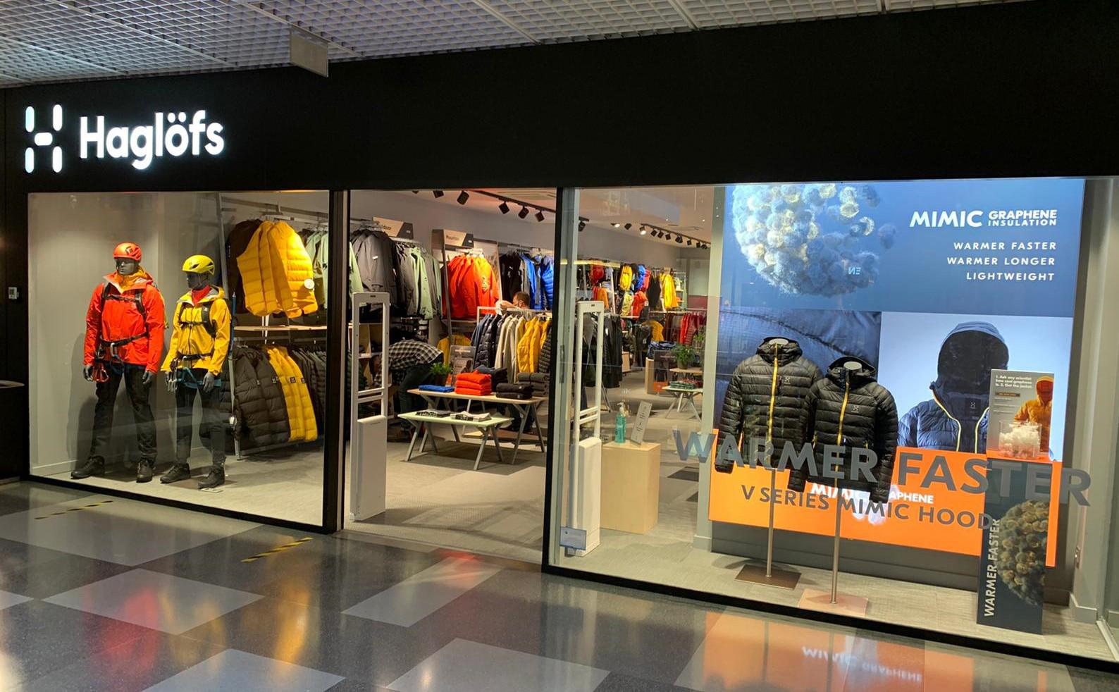 Haglöfs inaugura una tienda propia en Andorra