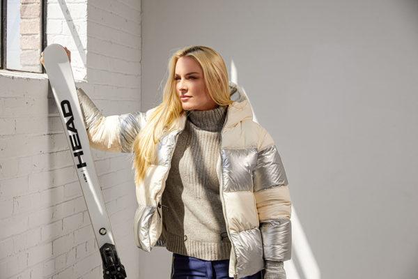 Head presenta la colección de textil Lindsey Vonn x Legacy