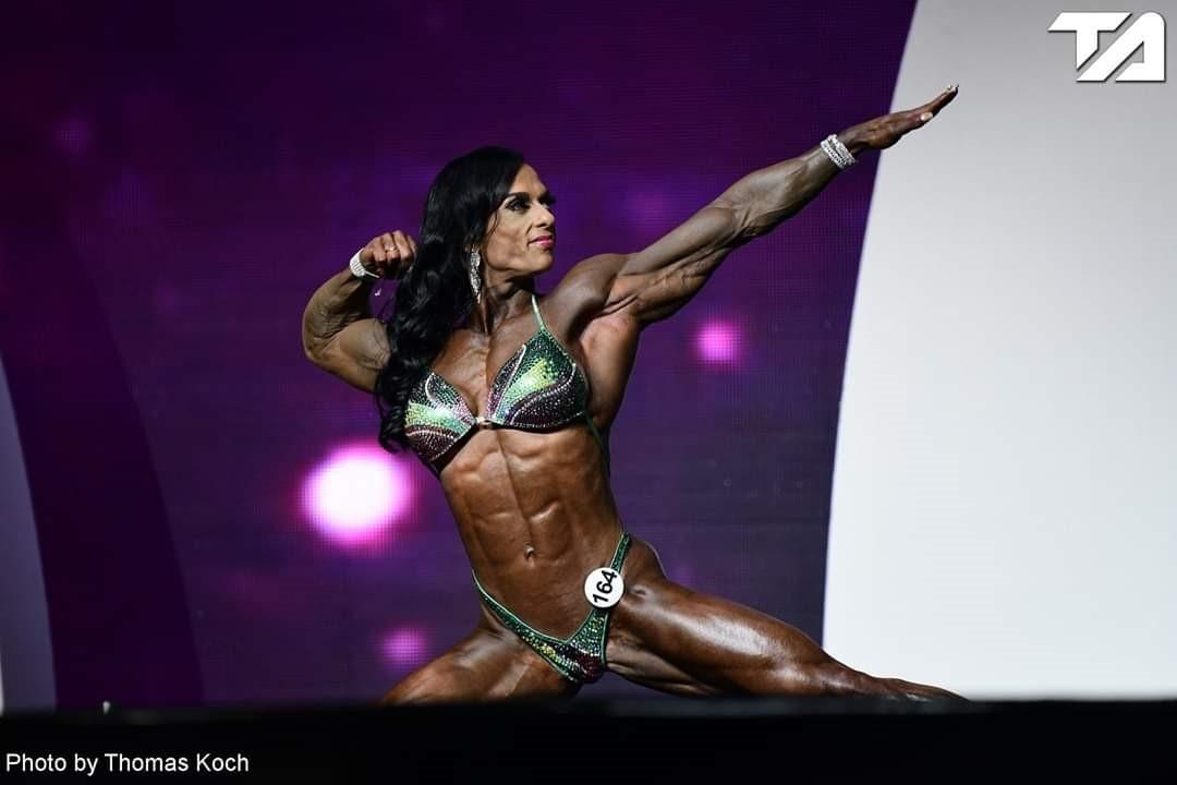 Laura Pintado, nueva estrella de la galaxia Etenon Athletes