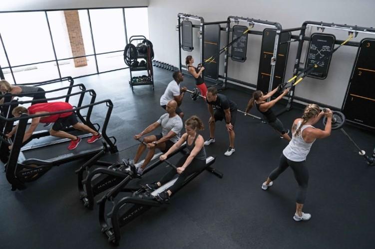 Matrix Fitness imparte formaciones con el entrenamiento MX4