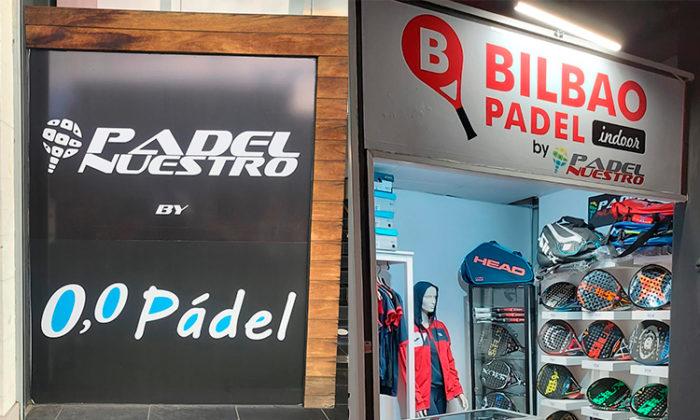 Padel Nuestro inaugura dos nuevas tiendas Express en Bilbao y A Coruña